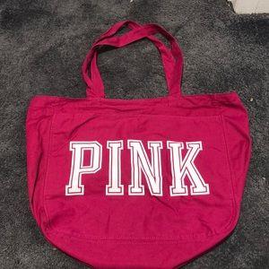 Victoria Secret Pink large tote bag